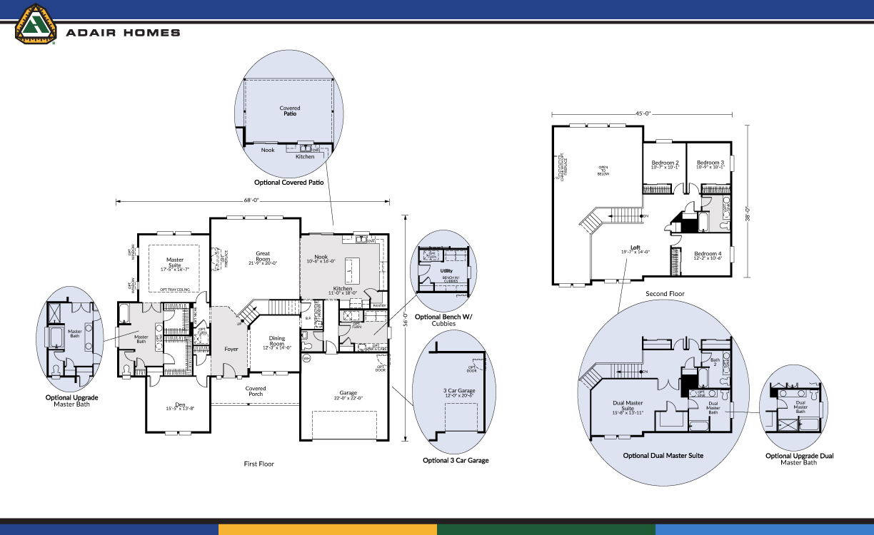 Adair Homes Floor Plans Prices Awesome Design 4moltqacom