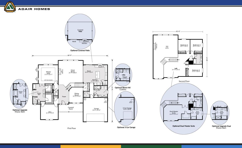 home floor plans for the modern mom