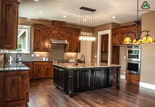Meet the luxury side of adair for Luxury kitchen layout