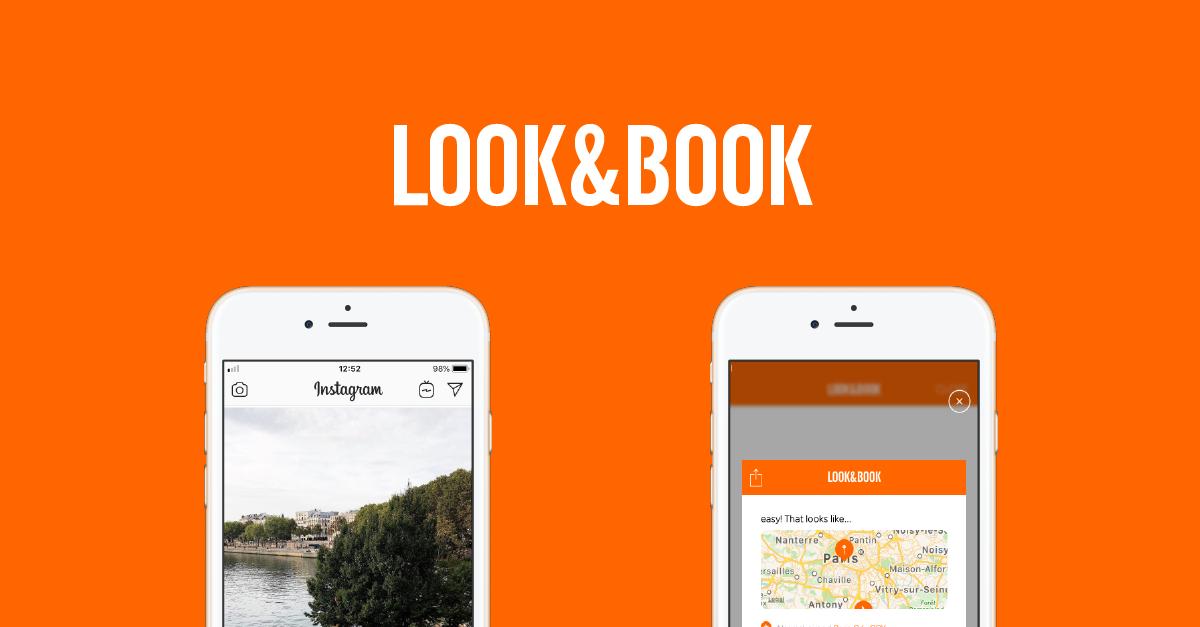 easyJet app now allows you to organize a trip using Instagram snaps