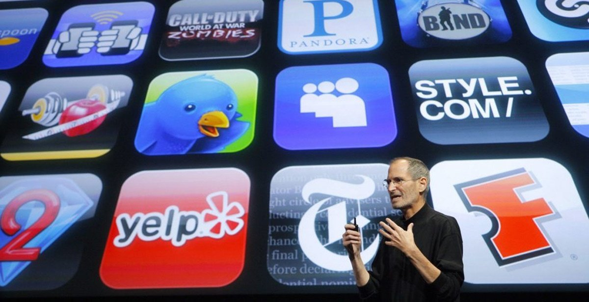10 Years of the App Store: 2 Million apps and counting