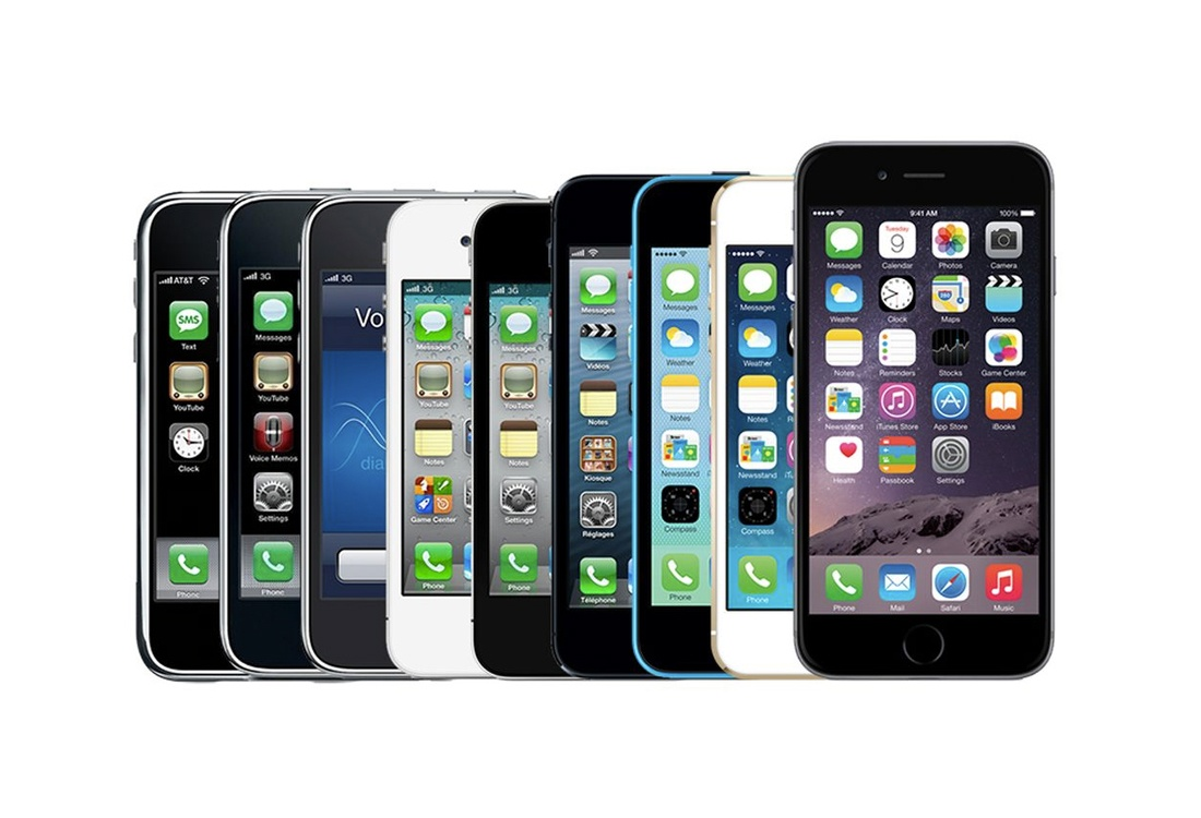 Apple's magical iPhone - 10 years of (re)evolutionary design