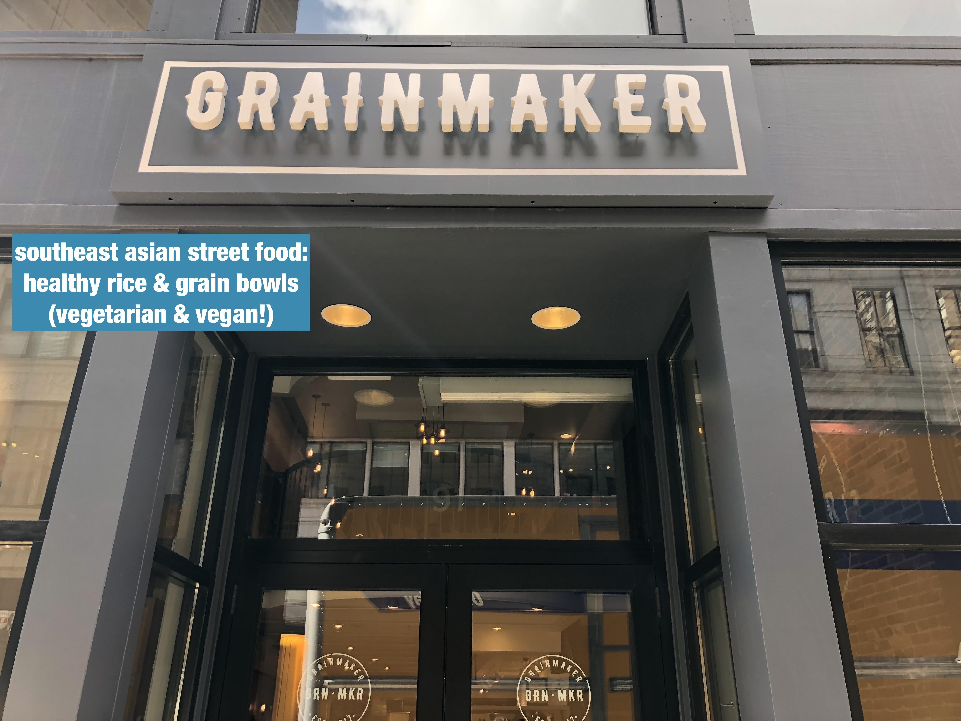 GrainmakerOutside