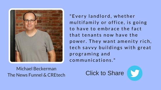 Michael Beckerman quote 2