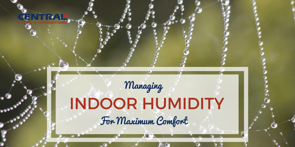Managing Ideal Indoor Humidity For Maximum Comfort