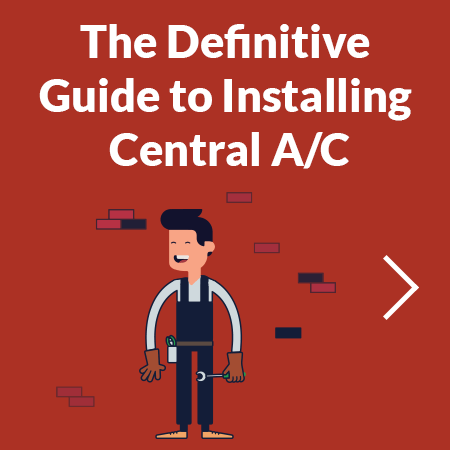 Improve energy efficiency with the right thermostat for home get the definitive guide to installing central ac fandeluxe Image collections