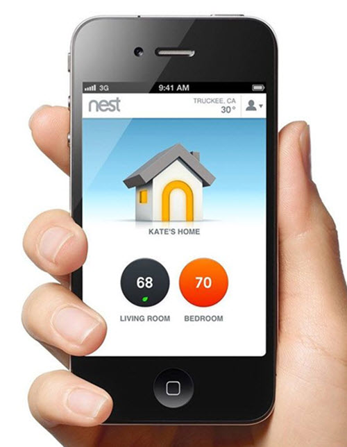 wifi how to tell which thermostat is yours