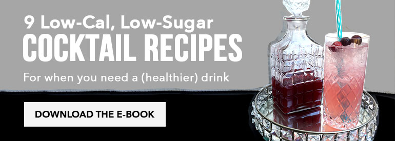 4 Low-Calorie Alcoholic Drink Recipes That Won't Ruin Your Diet