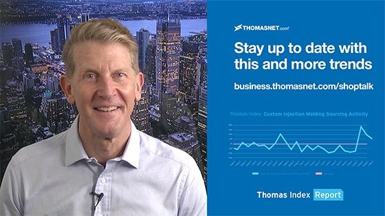 Thomas Index Report: Custom Injection Molding
