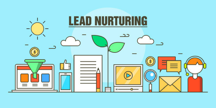 "Lead Nurturing: How To Go From ""I'm Interested"" To ""I'm Buying"""