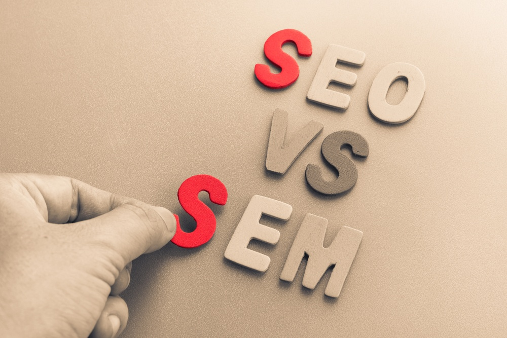 SEO Vs. SEM Vs. PPC: What's The Difference, And Which One Is Right for You?