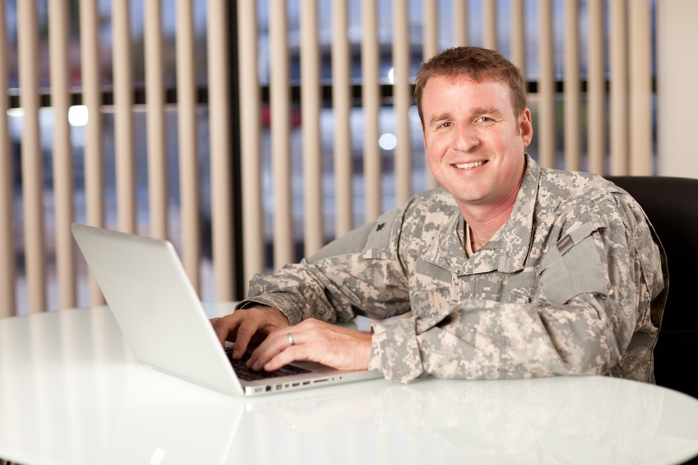 Helping Veterans Get Back In The Workforce