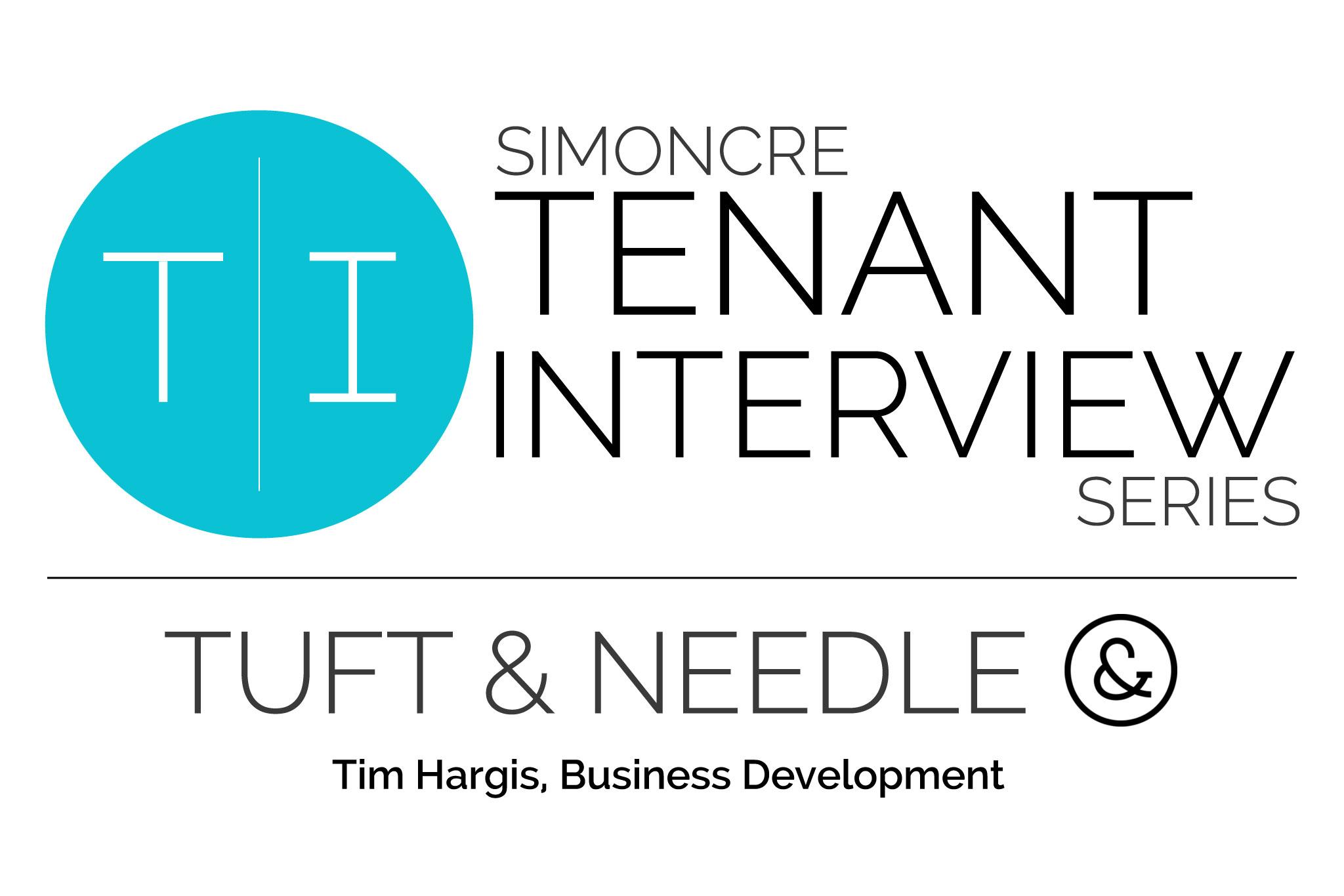 tuft and needle logo. tuft and needle logo