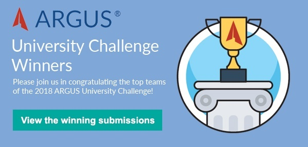 Click here to view the winning University Challenge Submissions