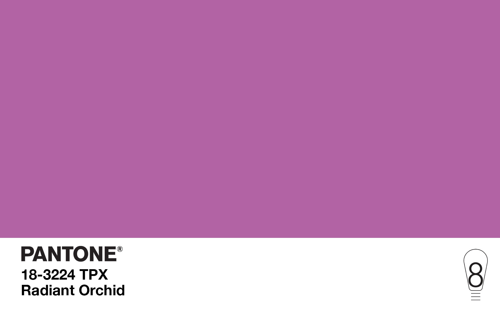 Marketers Think Pink! Radiant Orchid Pantone Color of the Year