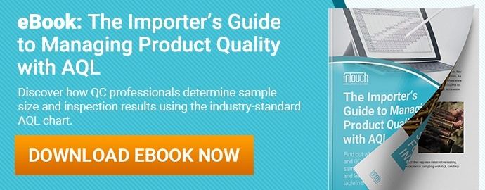 The importers guide to managing product quality with aql ebook the importers guide to managing product quality with aql ebook fandeluxe Choice Image