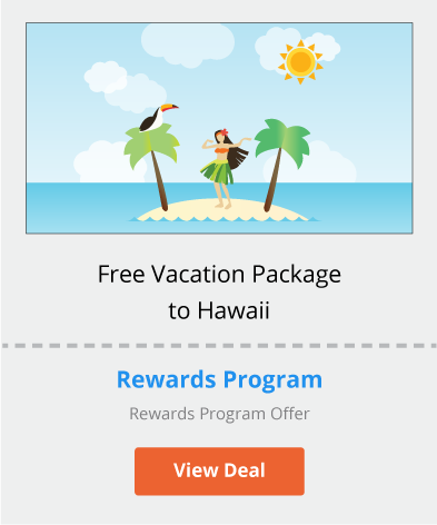 Get a free vacation package to Hawaii with abm's Rewards Program