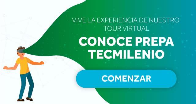 Tecmilenio tour virtual