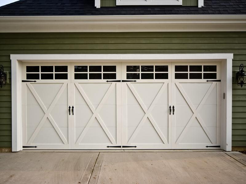Carriage House Garage Doors