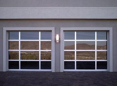 Exceptional Glass Garage Door