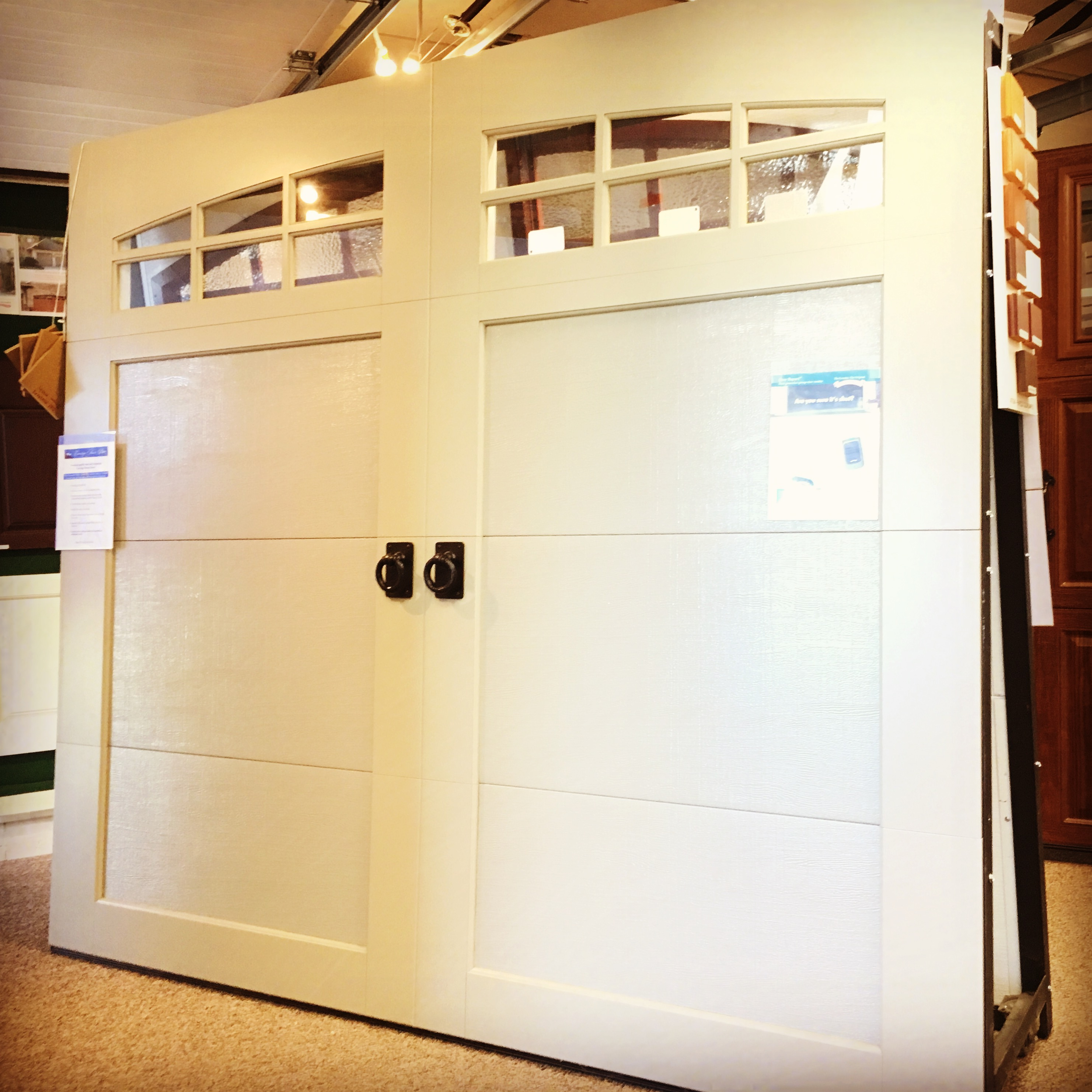 all of these fanciful designs come in different sizes to accommodate different door dimensions and widths of their center stiles in addition to handles and - Garage Door Decorative Hardware