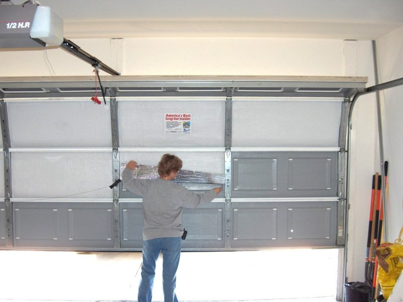 Do I Need Garage Door Insulation