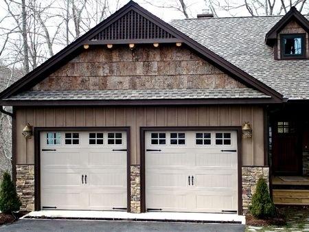 Superieur Painted Garage Doors