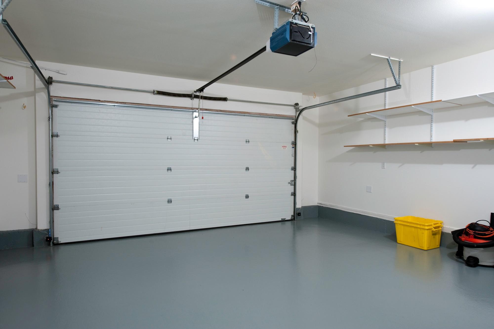 How To Open Your Garage Door With No Power Garage Designs