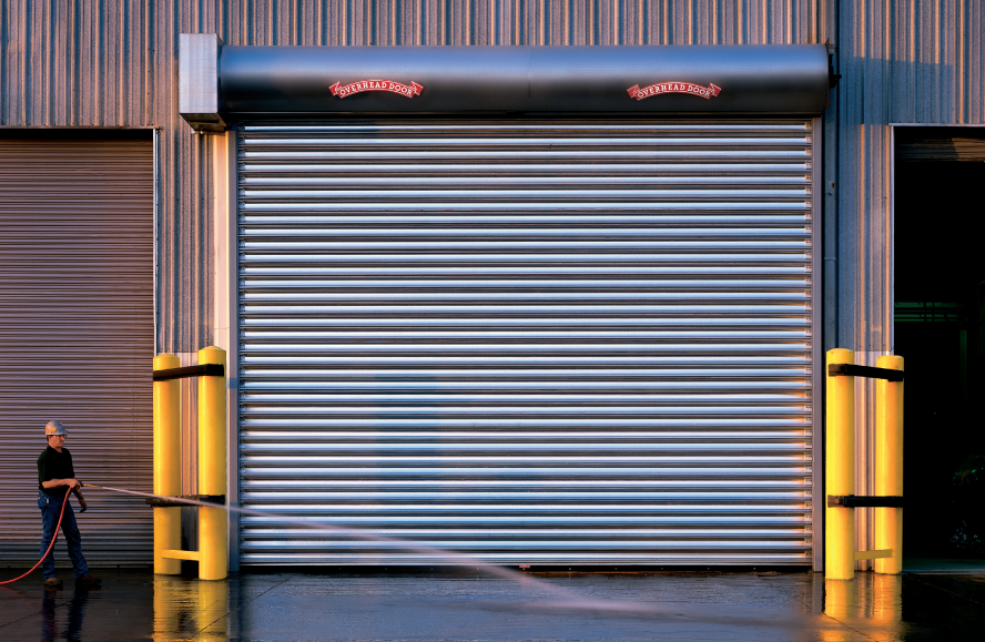 Coiling Doors Installed By Overhead Door Company Of
