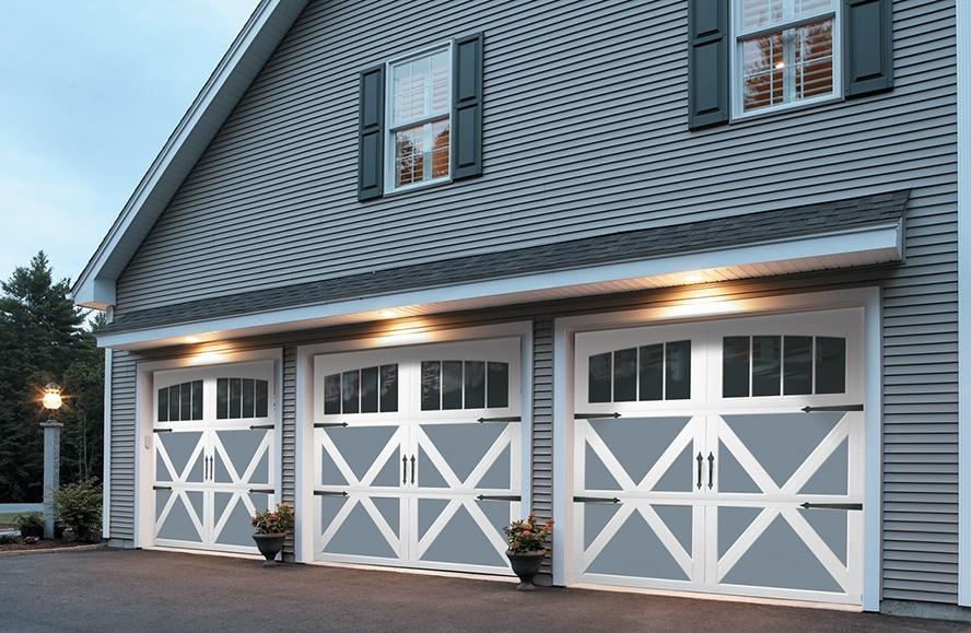 Carriage House Residential Garage Doors From Overhead Door