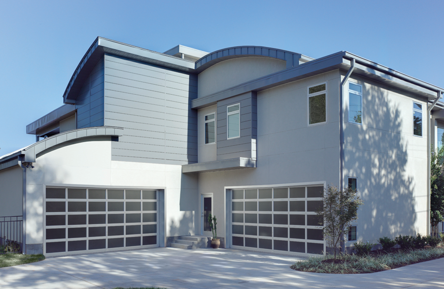 Contemporary Residential Garage Doors From Overhead Door Company Of
