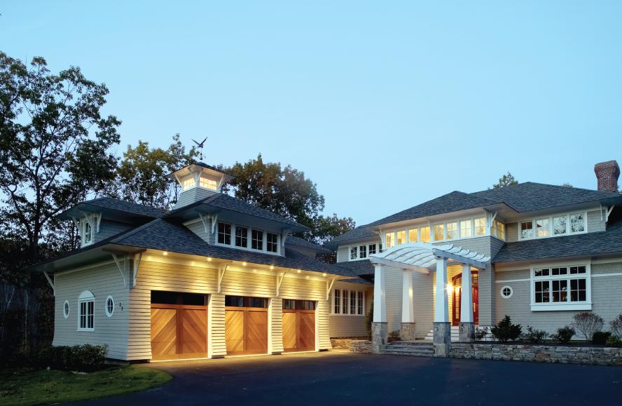 Contemporary Residential Garage Doors From Overhead Door