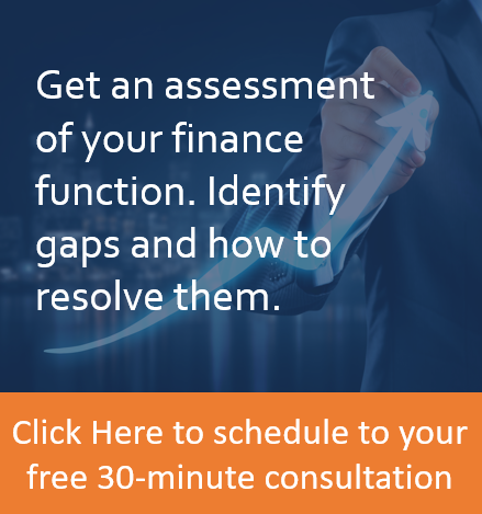 Would you like a free assessment of your accounting and finance department?  Fill out the form below and let's get started.