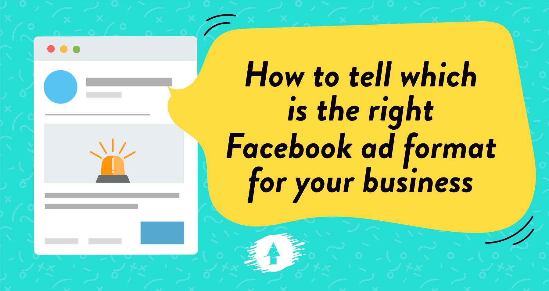 Facebook Ad format for your business