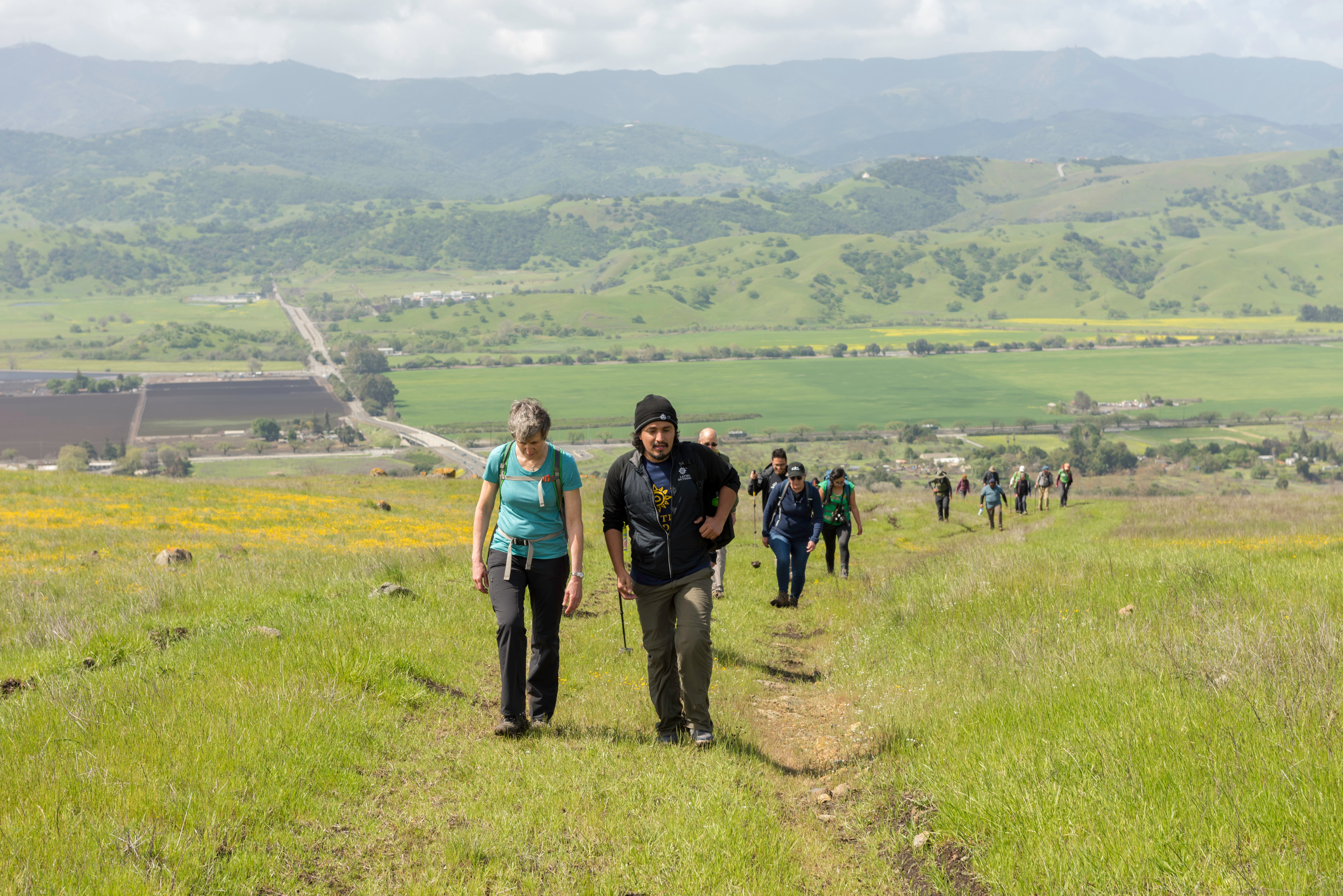 Coyote Ridge - Latino Outdoor Hike_April 07, 2018 (6)