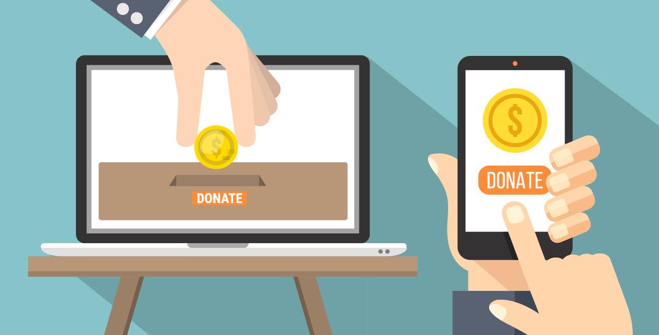 Online-Fundrasing best Practices image