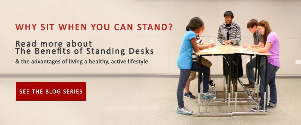 Benefits of Aerobic Exercises for Students While Standing