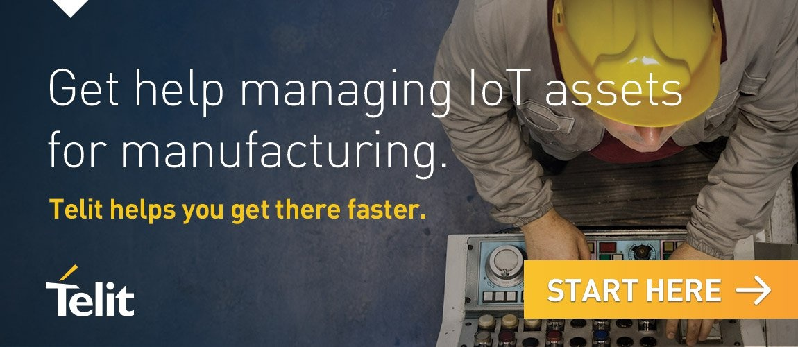 Case Study: Connecting Legacy Manufacturing Assets to the IIoT