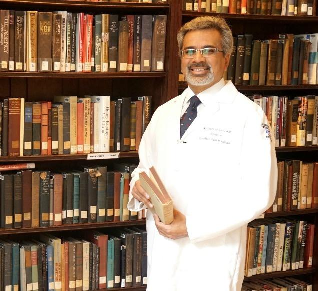 Meet Pain Interventionist S. Nadeem Ahsan, MD