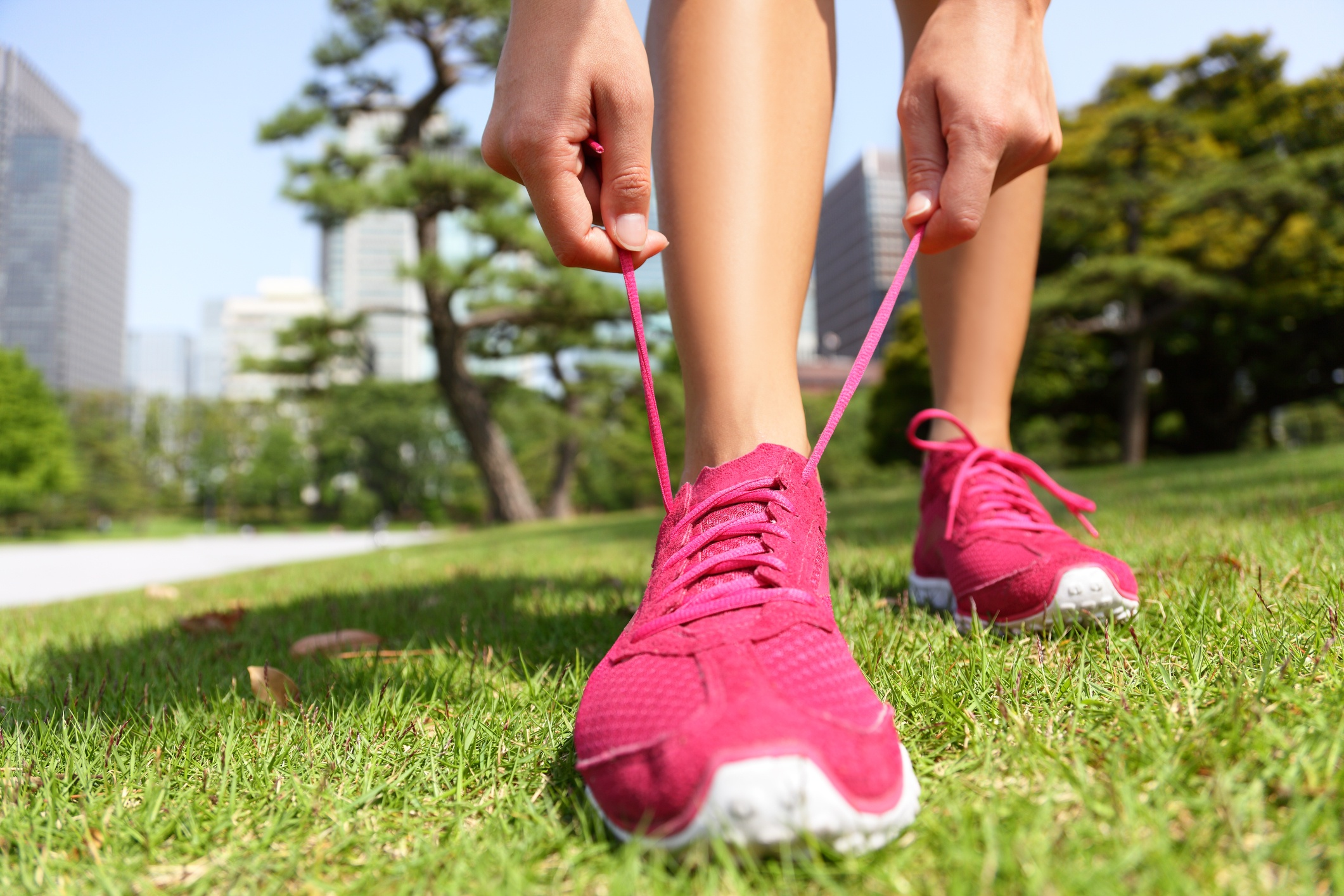 Five Quick Tips to Get Your Feet Healthy and Ready for Springtime Exercise