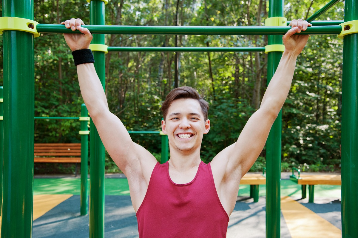 Get Fit like a Kid:5 Playground-Style Exercises to Keep You in Shape