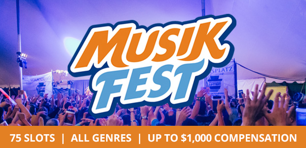 Apply to Musikfest