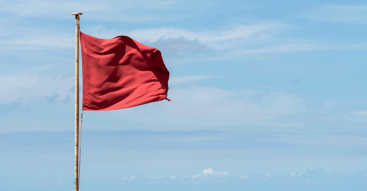 What Is A Red Flag Mean - About Flag Collections