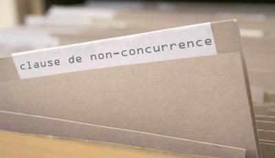 Clause De Non Concurrence Dans Le Contrat De Prestation De Services