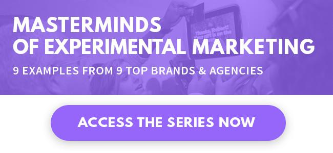Masterminds of Experiential Marketing | Register Now →
