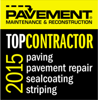 U.S. Pavement Services Rated as a Top Contractor for 2015