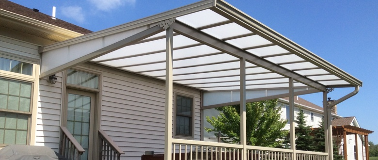 Natural Light Patio Cover Awning for over hot tubs Lake County Ohio Patio_Cover_Installer_Willoughby_Hills