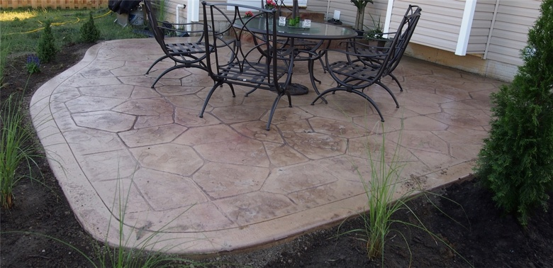Stamped Concrete Gallery Wickliffe Ohio Free Estimates