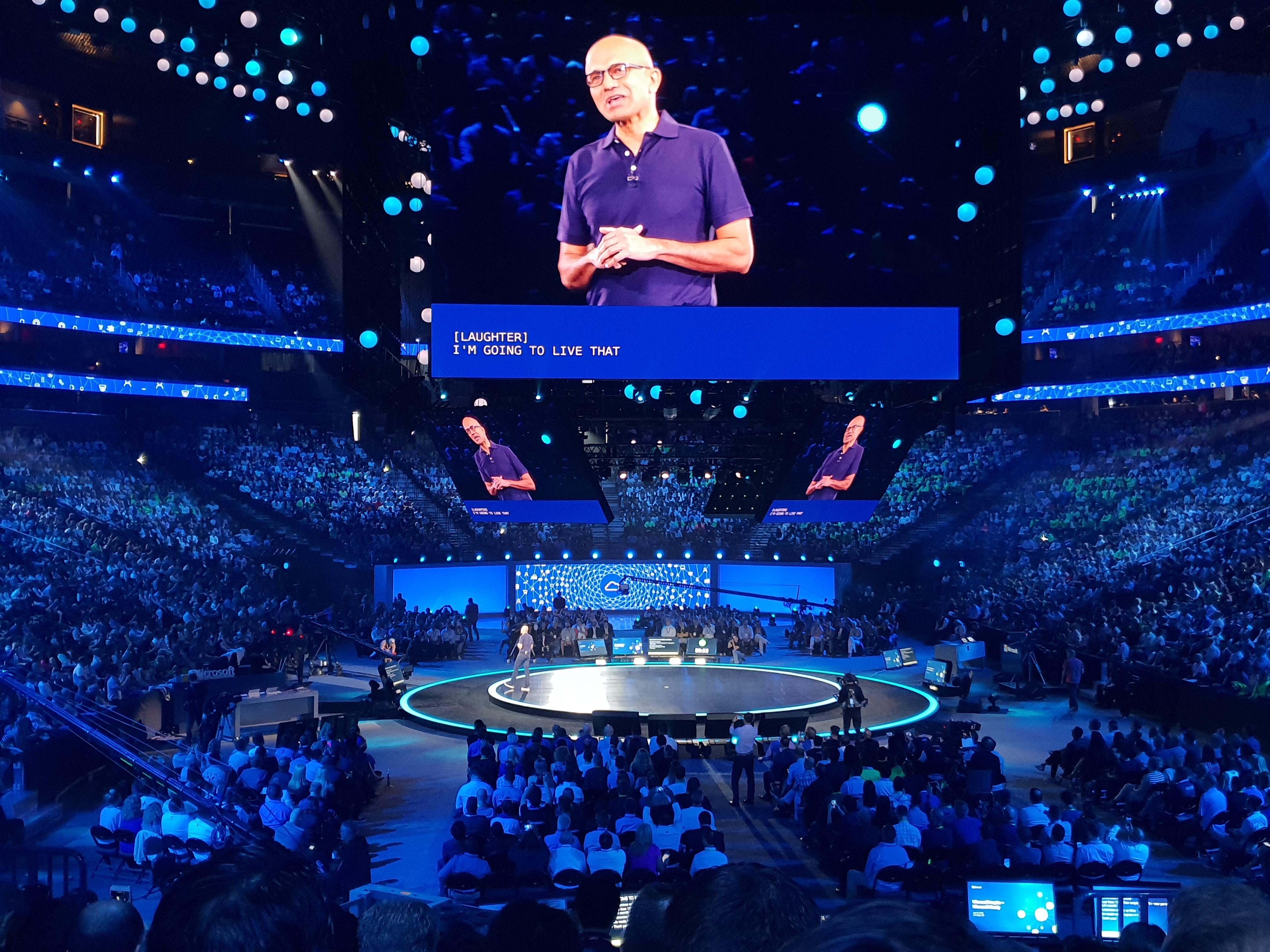 Microsoft Inspire Conference