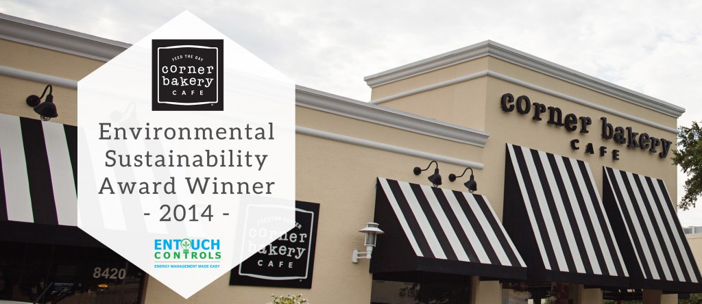 Corner Bakery Sustainability Award